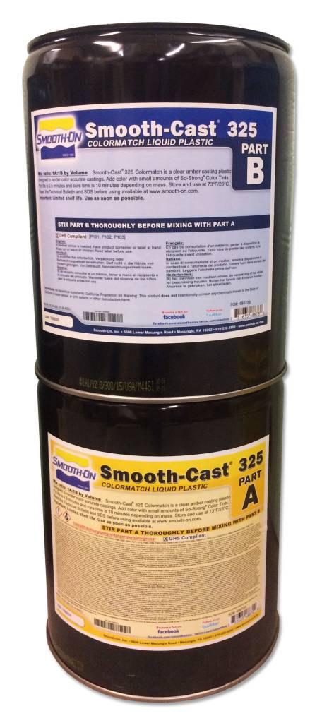Smooth-On Smooth-Cast 325 10 Gallon Kit