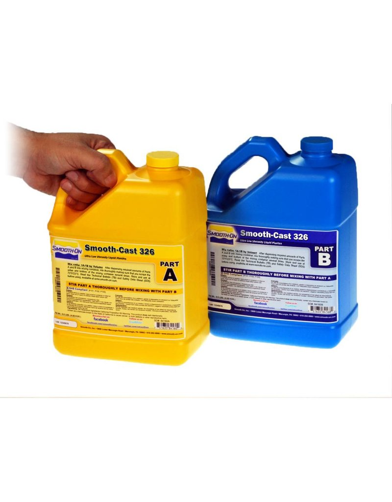 Smooth-On Smooth-Cast 326 2 Gallon Kit