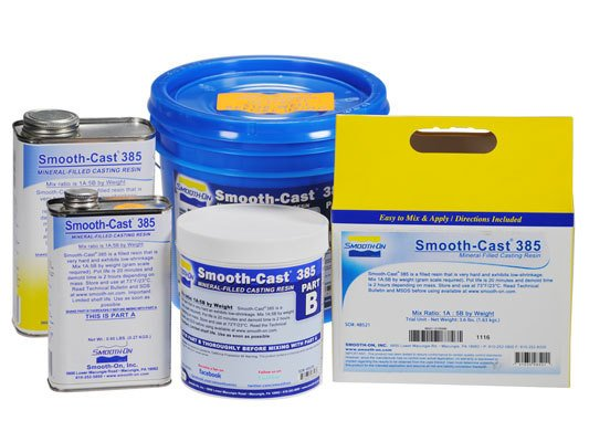 Smooth-On Smooth-Cast 385 Trial Kit Special Order