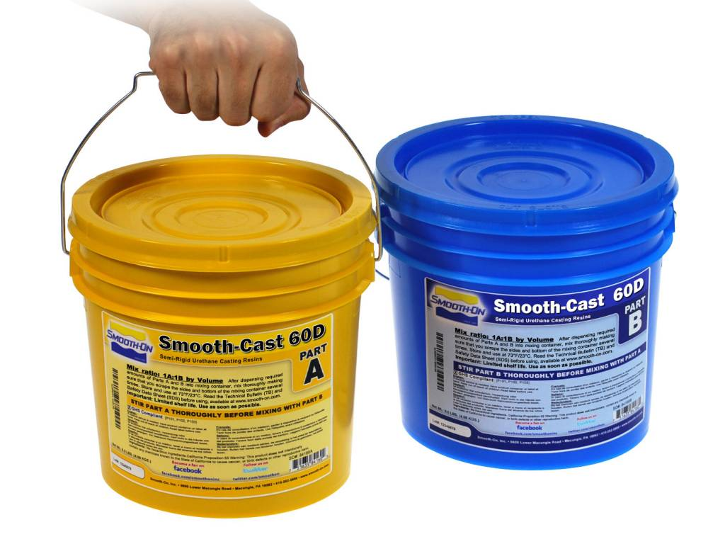 Smooth-On Smooth-Cast 60D 2 Gallon Kit