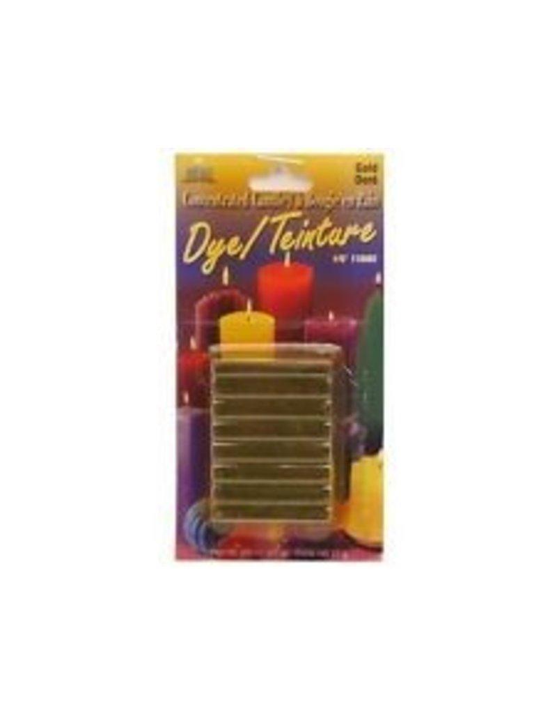 Yaley Enterprises Solid Wax Dye Gold