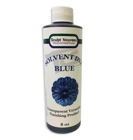 Sculpt Nouveau Solvent Dye Blue 8oz