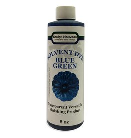 Sculpt Nouveau Solvent Dye Blue-Green 8oz