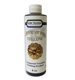 Sculpt Nouveau Solvent Dye Yellow 8oz