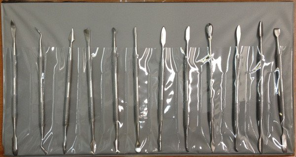 Stainless Dental Tool Set 12pc