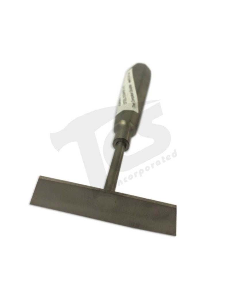 Just Sculpt Stainless Rake 2 1/2in Flat 432842002
