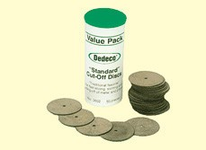 Dedeco International Standard Cutoff Discs