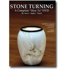 Stone Turning Steve Finch DVD