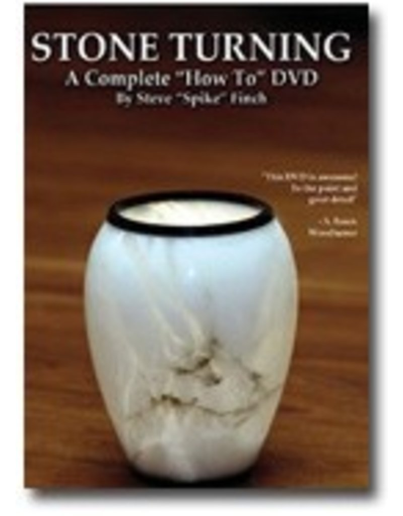 Stone Turning Steve Finch DVD