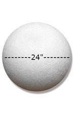 Styrofoam Ball 24''