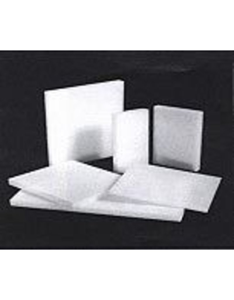 Styrofoam Block 12''x4''x2''