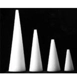 Styrofoam Cone 18''x5''