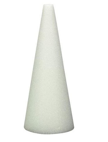 Styrofoam Cone 9''x4''
