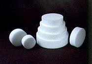 Styrofoam Disk 12''x3''
