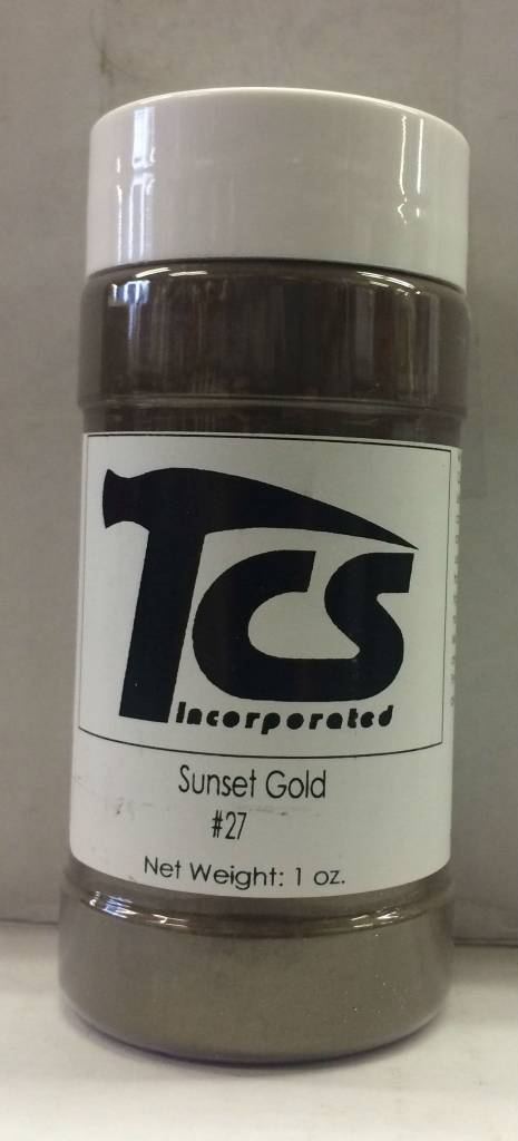 #27 Sunset Gold Mica 1oz
