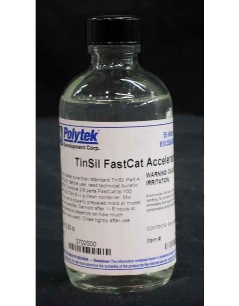 Polytek TinSil FastCat 4oz