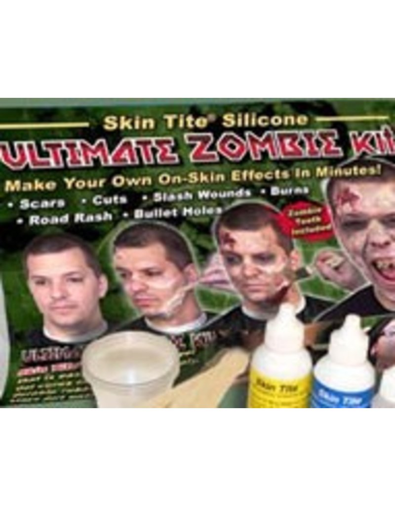 Smooth-On Ultimate Zombie Kit