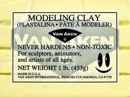 vanaken Van Aken Pastel Yellow 1lb