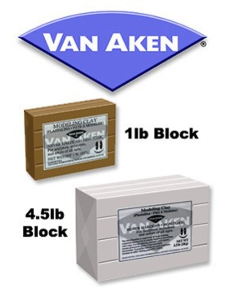 vanaken Van Aken Silver Gray 1lb