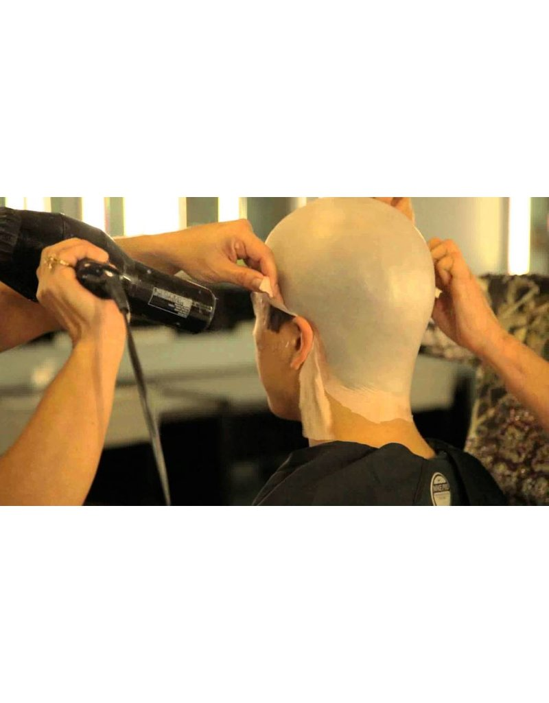 Vinyl Bald Cap Large