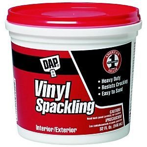 Vinyl Spackling Quart