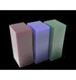 Du-Matt Corporation Carving Wax Bar 3 Color Kit 1/2lb