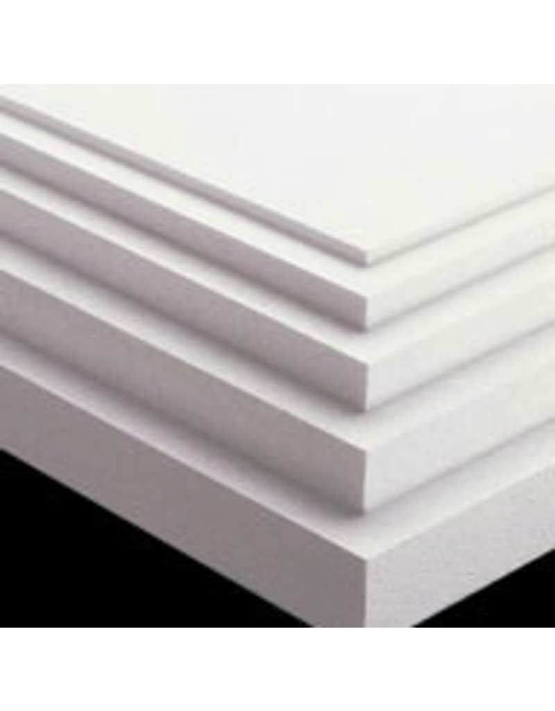 White Bead Foam (1.5lb) 12''x12''x24''