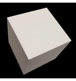 White Bead Foam 48''x48''x36''