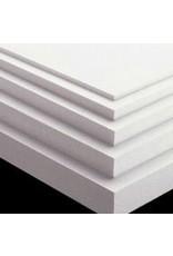 White Bead Foam (1.5lb) 48''x96''x6''