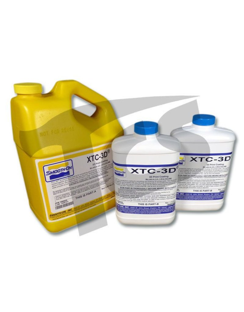 Smooth-On XTC-3D 2 Gallon Kit