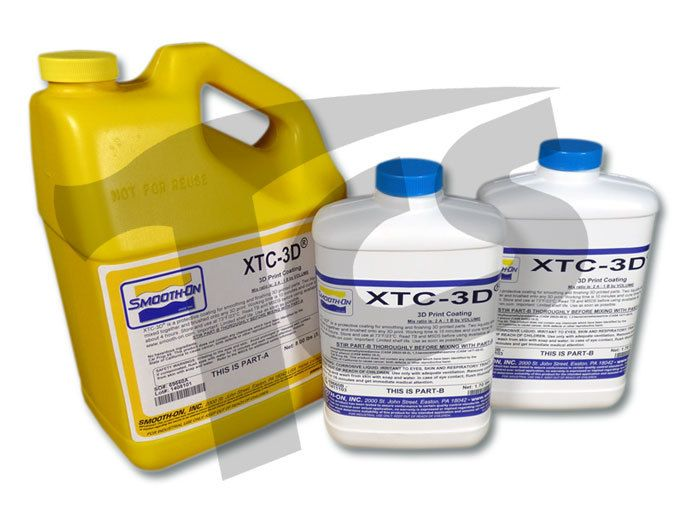 Smooth-On XTC-3D Gallon Kit