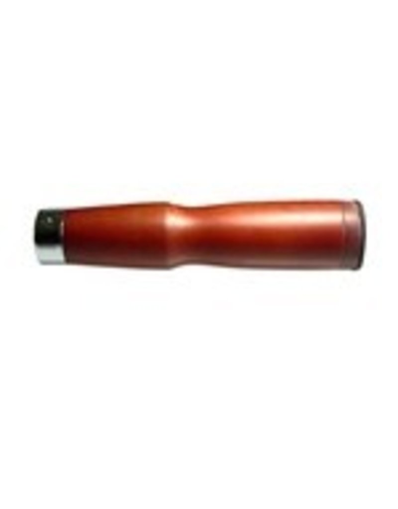Sculpture House Inc. Wood Carving Leather Tipped Handle