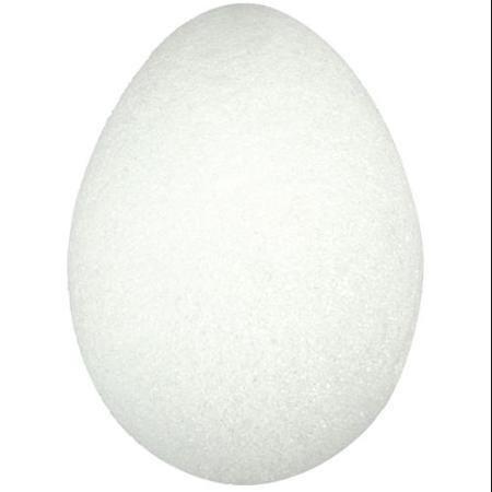 Styrofoam Egg 2''