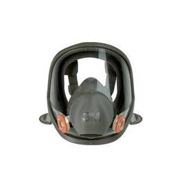 3M Full Mask Respirator Large 6000 (No Cartridge)