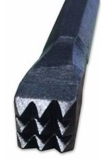 Milani Steel Hand 9pt Bush 1/2'' head