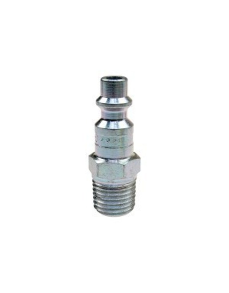Coilhose 1/4'' Industrial Connector Steel, 1/4'' MPT 1501 (Male)