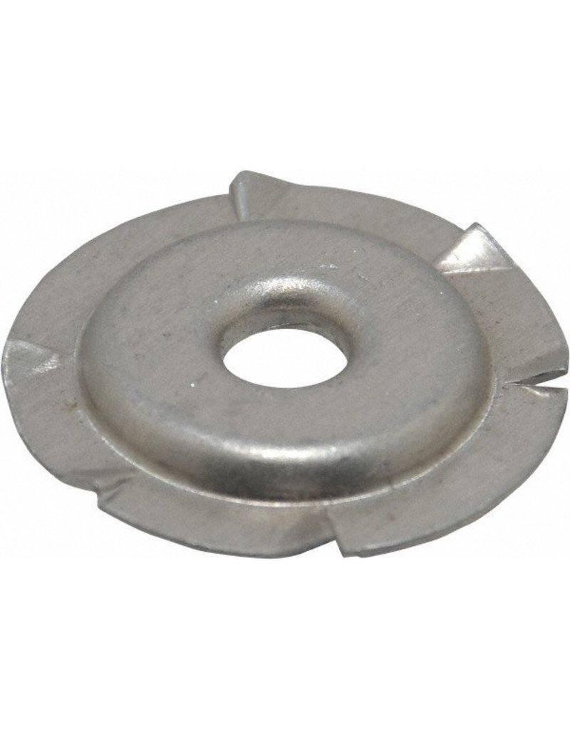 Dico Products Corp Dico - 1/2'' Buffing Wheel Adaptor Flange (2 Pieces)