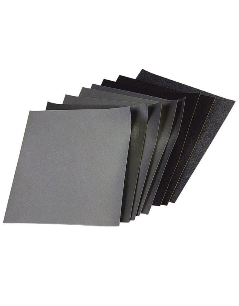 Silicon Carbide Sandpaper 100 Grit