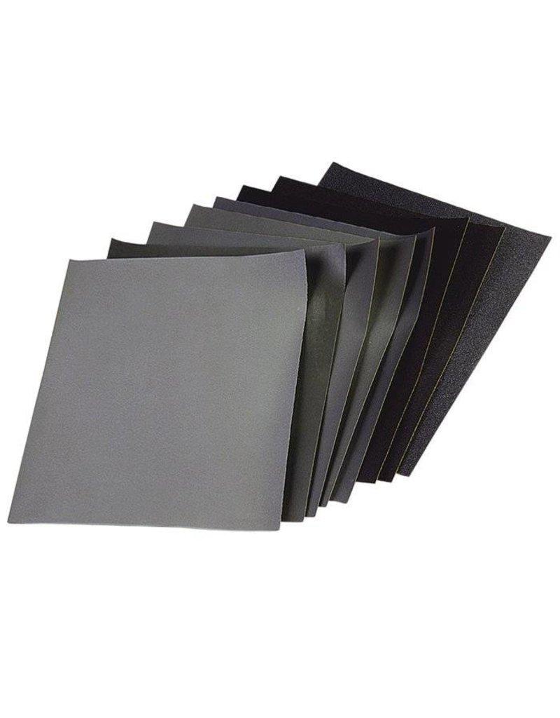 Silicon Carbide Sandpaper 280 Grit