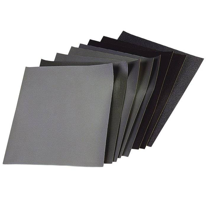 Silicon Carbide Sandpaper 800 Grit