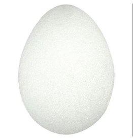 Styrofoam Egg 4''