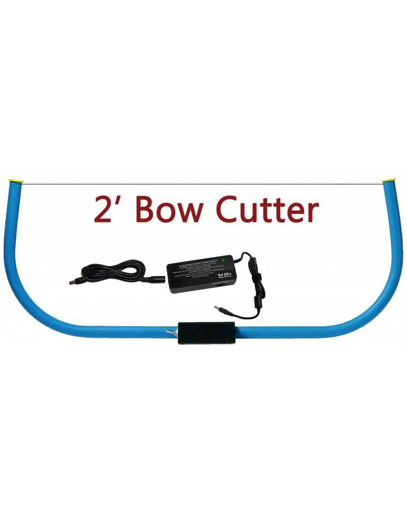 Hot Wire Foam Factory 2' Bow Cutter