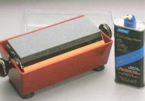 3 Stone Sharpening Kit 1/2''x2''x6'' Coarse/Medium/Fine