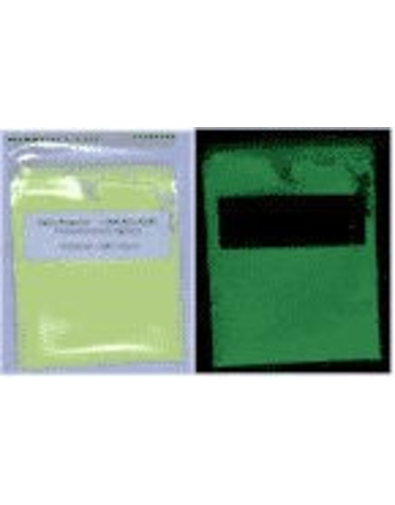 Glow-In-The-Dark Pigment Green 1oz