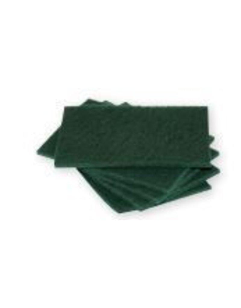Green Industrial Coarse Scotch Brite Hand Pad