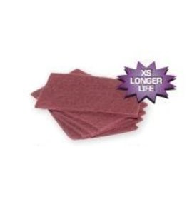 Maroon General Purpose Scotch Brite Hand Pad