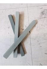 Silicon Carbide Hand Rubbing Stone .5''x.5''x6'' 80 Grit