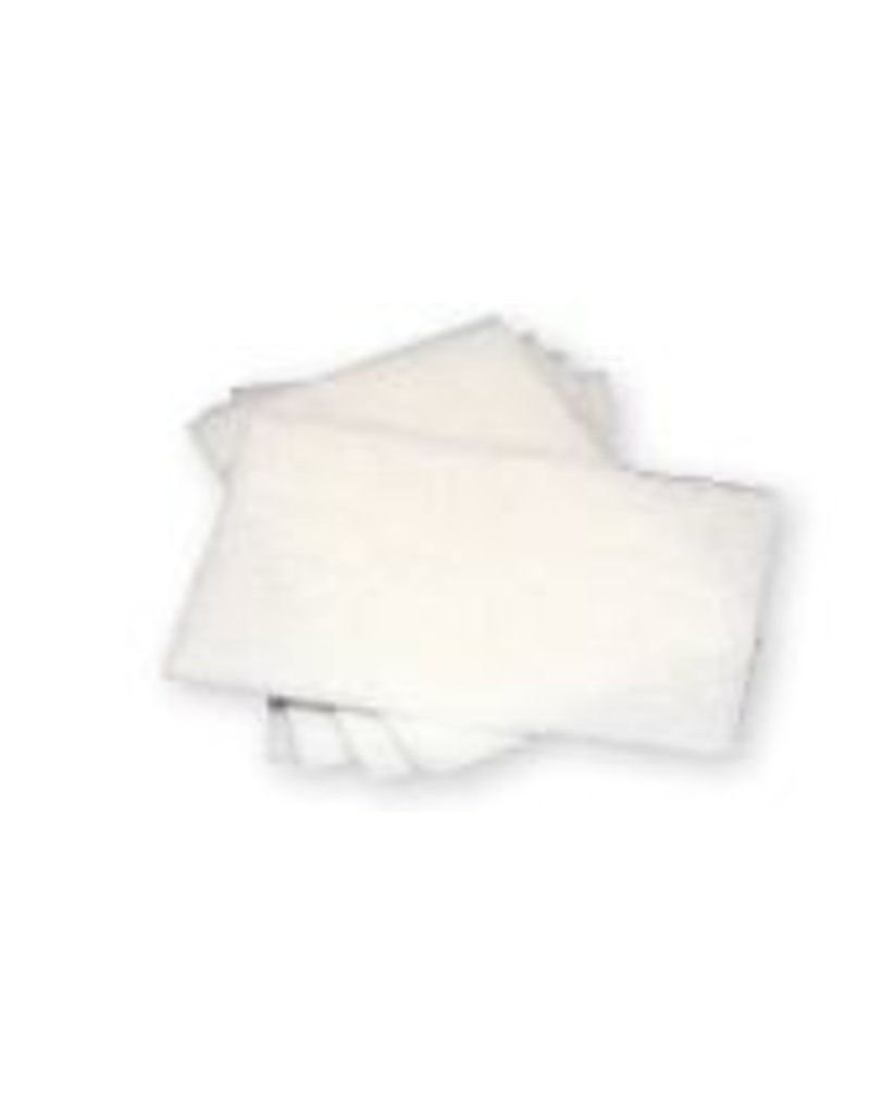 3M White No Abrasive Scotch Brite Hand Pad