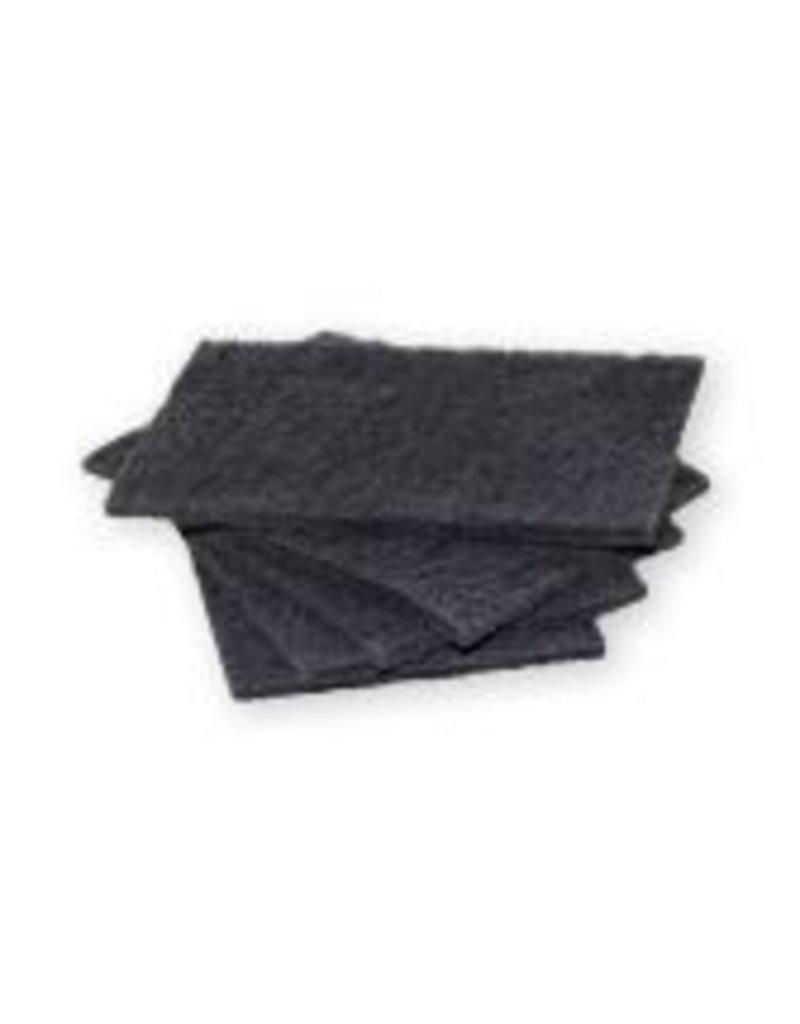 Black Stainless Steel Scotch Brite Hand Pad