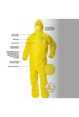 3M Chemical Resistant Md Coveralls